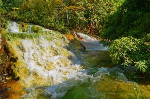 Soa Hotspring Water