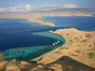Gili Laba On Komodo Island