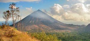Inerie Volcano, Ngada, Flores