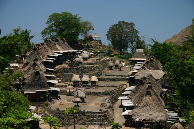 Bajawa – Bena Village