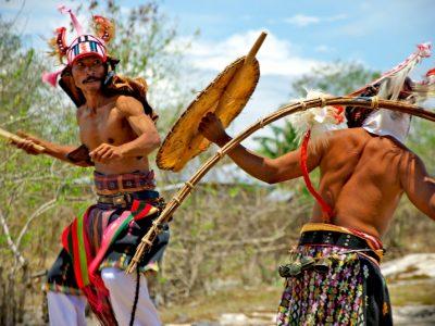Caci Dance Ceremony