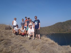 Group komodo tour
