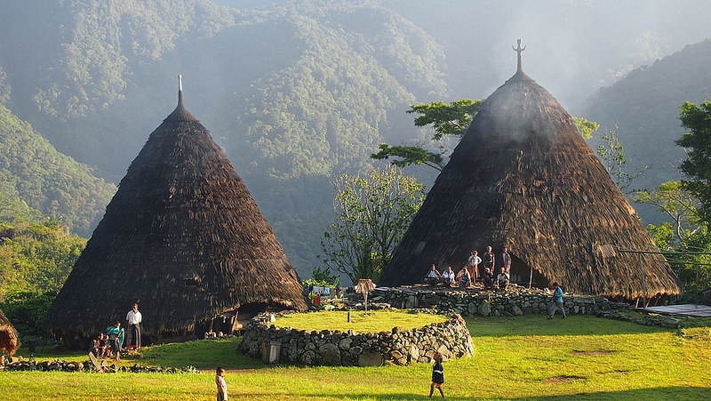 Wae Rebo Tour 3day 2nights & Wae Rebo Tour 3day 2nights | Komodo Flores Tour Package