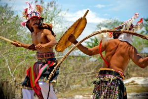 Caci Dance Ceremony